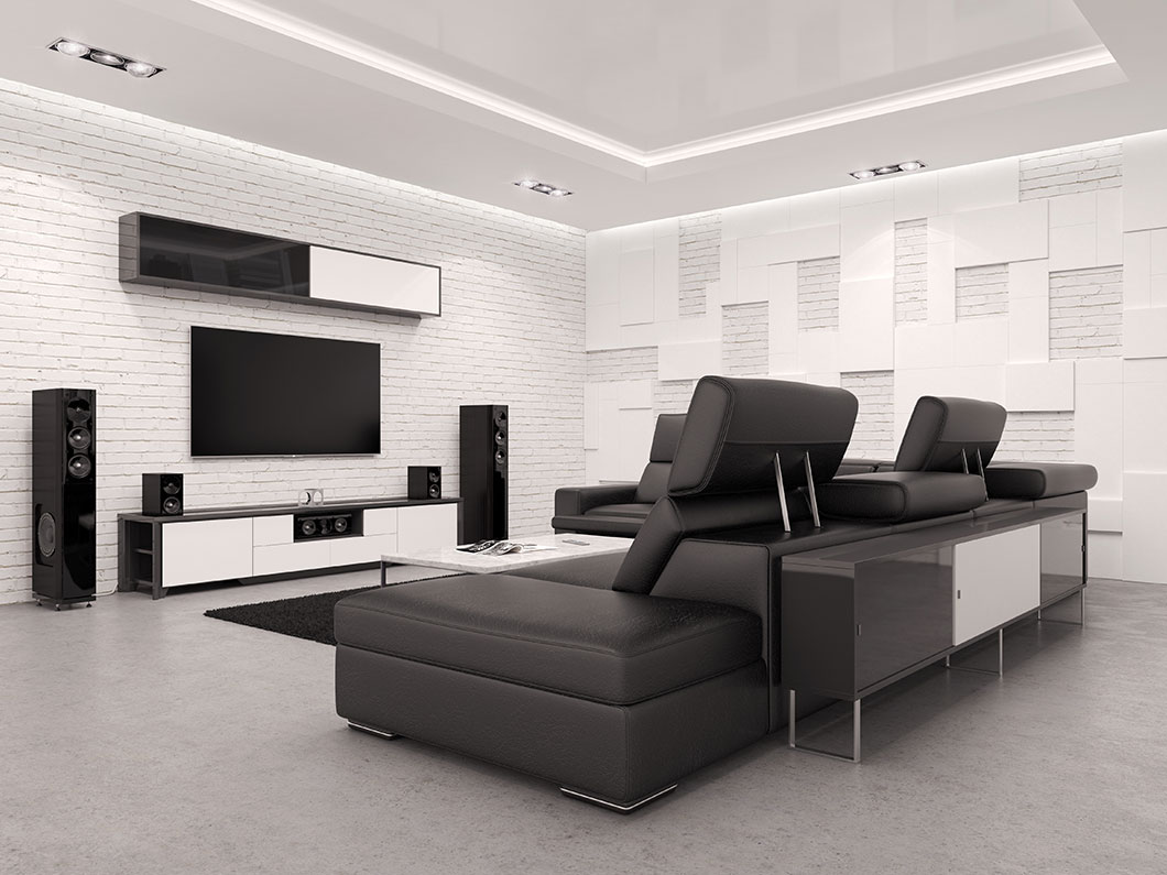 Home Theater Installers in Sarasota County | Upfront Technologies ...